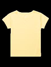 Image sur T-shirt fil flammé
