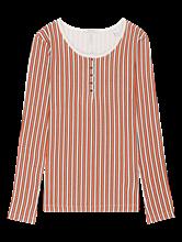 Image sur Shirt mit Streifen