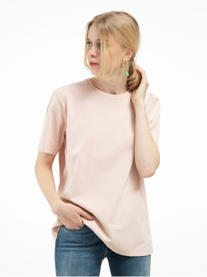 Bild von Oversized Shirt mit Aufschlag