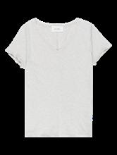Bild von T-Shirt mit offenen Säumen