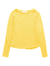 Image sur Shirt oversize fil flammé