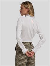 Bild von Shirt mit Rüschen