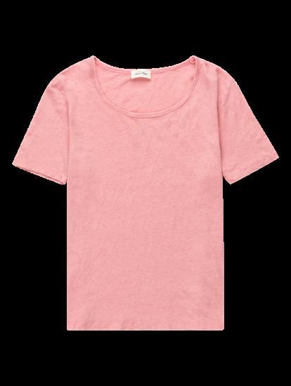 Bild von T-Shirt aus Leinen