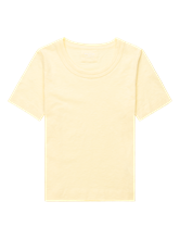 Image sur T-shirt en fil flammé