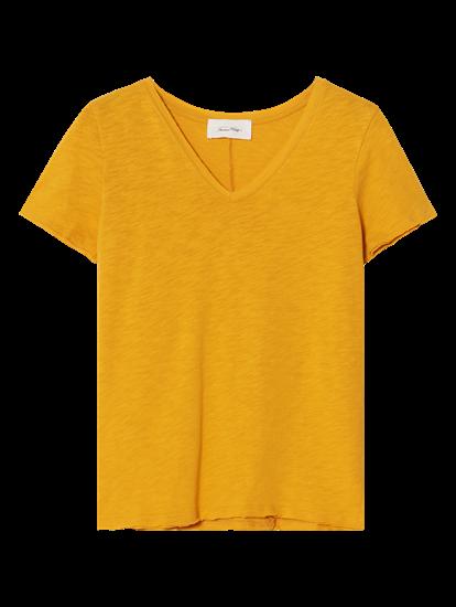 Image sur T-shirt basic