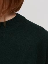 Image sur Pullover en cachemire avec manches chauve-souris