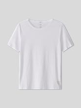 Image sur T-shirt évasé