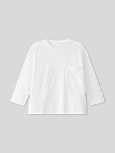 Image sur Shirt manches longues avec poche poitrine