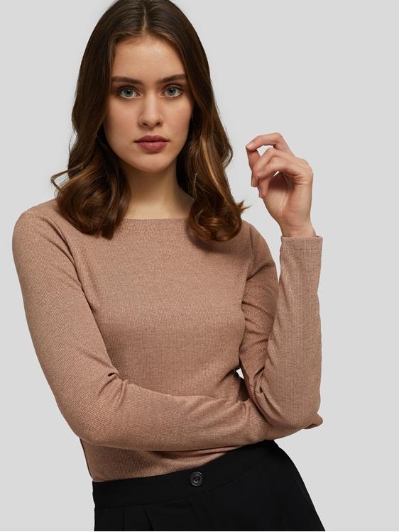 Image sur Shirt manches longues avec lurex