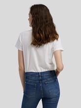 Image sur T-shirt avec imprimé CAPRI LOVER