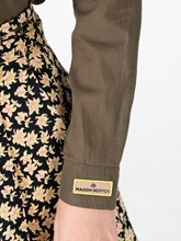 Bild von Bluse mit Brusttaschen