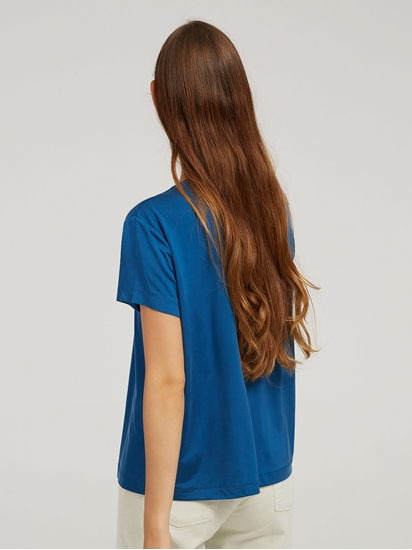 Bild von T-Shirt aus Cupro