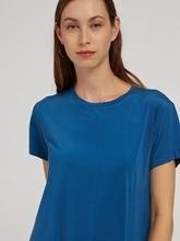 Image sur T-shirt cupro