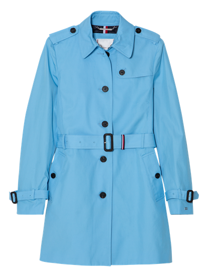 Image sur Trench-coat