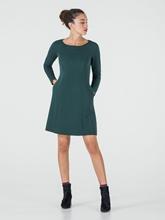 Bild von Kleid mit Querrippen