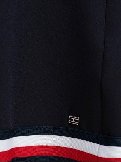 Image sur Robe avec ourlet à rayures