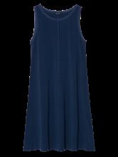 Image sur Robe coutures décoratives jersey