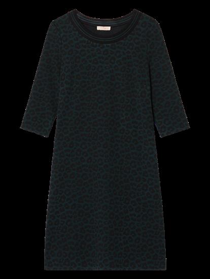 Bild von Kleid mit Leo-Print