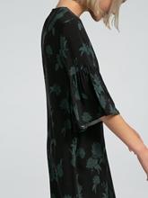 Image sur Robe imprimé floral et volant