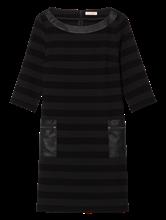 Image sur Kleid mit Streifen