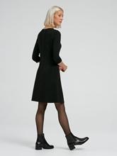 Bild von Kleid mit Strickmuster