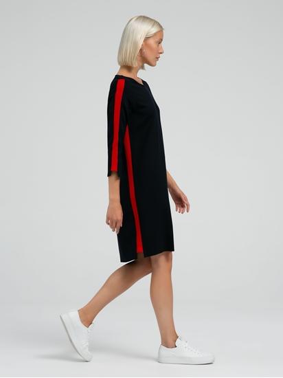 Image sur Kleid mit Kontraststreifen