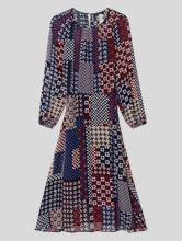 Image sur Robe motif fantaisie