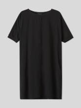 Bild von Langes Shirtkleid