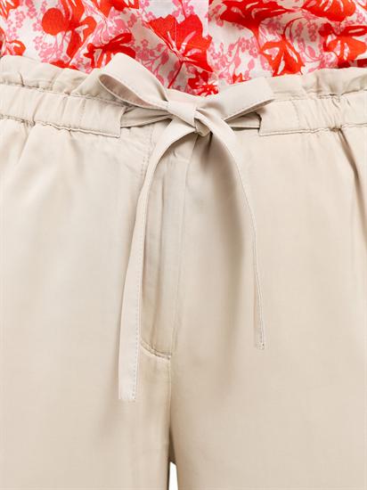 Image sur Jupe-culotte avec cordon de serrage