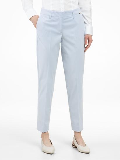 Image sur Pantalon Business à micro-motif