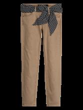 Image sur Pantalon Slim Fit avec foulard LULEA