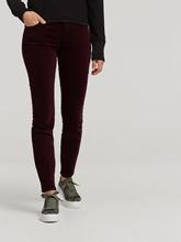 Image sur Pantalon en velours Slim Fit ALBY