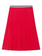 Image sur Jupe plissée jersey