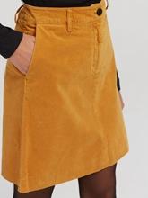 Image sur Jupe velours côtelé