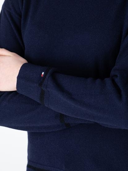 Bild von Pullover mit Stehkragen