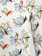 Image sur Pullover avec imprimé floral