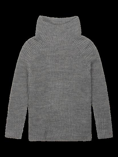 Image sur Pullover oversize texturé