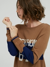 Image sur Pullover mit Muster