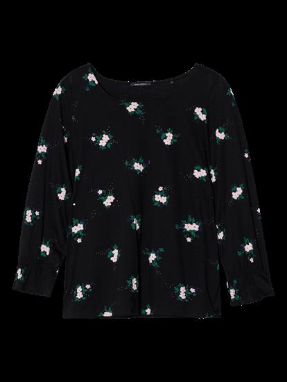 Image sur Shirt imprimé fleuri