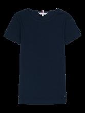 Bild von T-Shirt mit Rippen