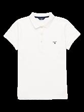 Bild von Polo-Shirt aus Piqué mit Logo-Stickerei