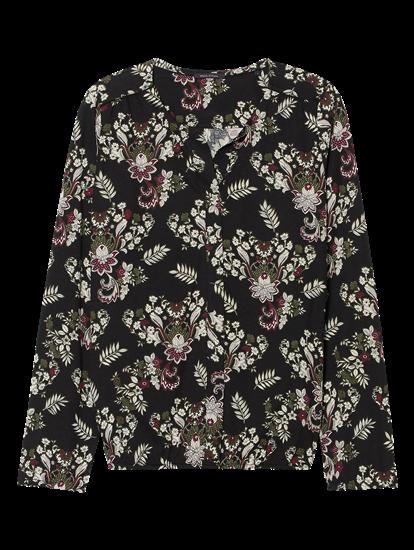 Image sur Shirt imprimé floral