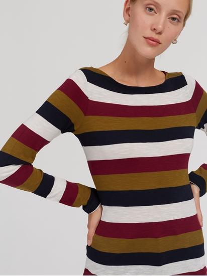 Bild von Shirt mit Streifen