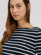 Image sur Shirt manches longues à rayures