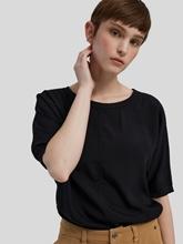 Bild von Shirt mit Rundhals Ausschnitt