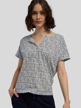 Image sur Shirt imprimé allover