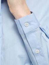 Image sur Blouse à rayures latérales