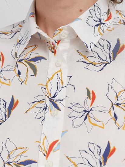 Bild von Hemdbluse mit Blumen-Print