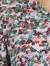 Image sur Chemisier et imprimé floral