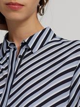 Image sur Hemdbluse mit Streifen FASTINE